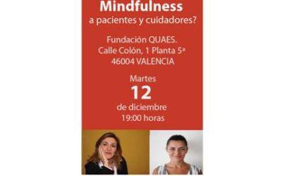 ¿Cómo ayuda el mindfulness a pacientes y cuidadores?