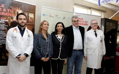 Valladolid se vuelca con la 'Semana sobre la Migraña' con un completo programa de actividades destinadas a concienciar sobre esta patología