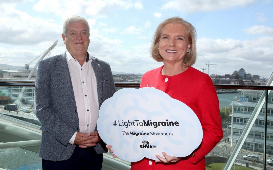 El movimiento #LightToMigraine nace para arrojar luz sobre la migraña, una enfermedad silenciada