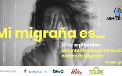 #MiMigrañaEs, la campaña altavoz para las más de 5 millones de personas con migraña