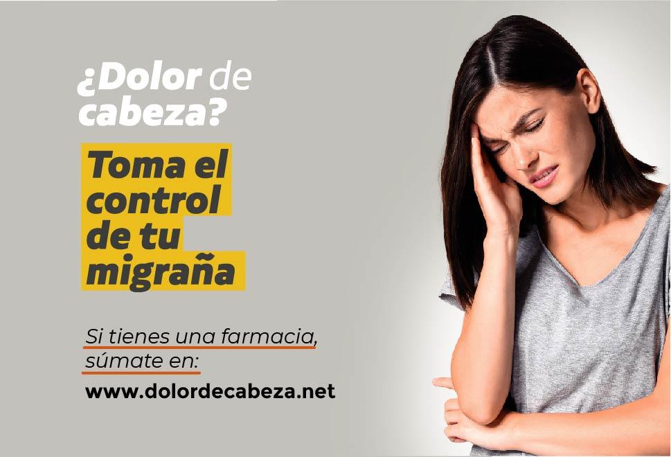 AEMICE impulsa una campaña para tratar de minimizar la cronificación de la migraña con el apoyo de farmacias comunitarias de toda España