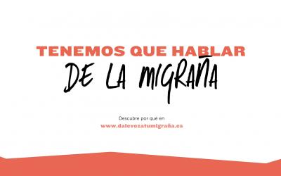 """""""#TenemosQueHablar de la migraña"""", la nueva campaña de Novartis para concienciar sobre la migraña"""